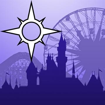 Disneyland Maps