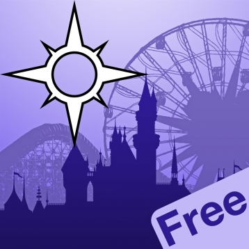 Disneyland Maps Free