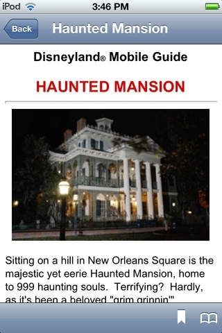 Disneyland Mobile Guide