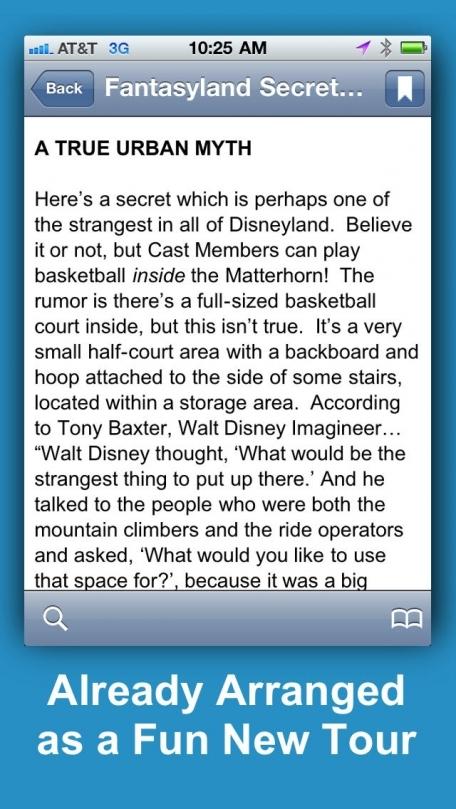 Disneyland Secrets Notescast