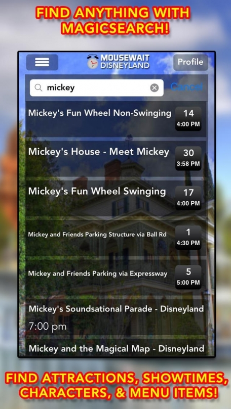 Disneyland Wait Times MouseWait Platinum Insider's Guide to Disneyland