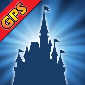 Disney\'s Magic Kingdom Tour Guide GPS+