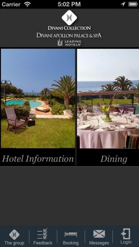Divani Apollon Palace & Spa for iPhone