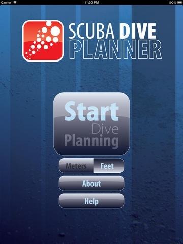 Dive Plan
