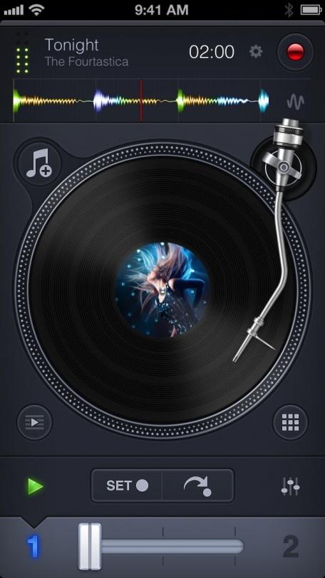 djay LE - The DJ App for iPhone