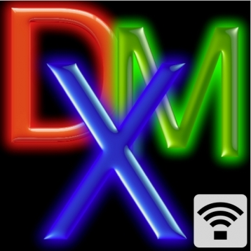 DMX wiFi