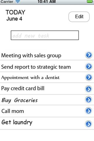 Do It - Best To Do List Manager