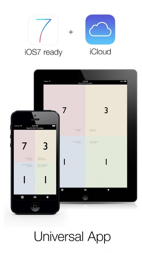 Do Matrix : To-do app with time management matrix style