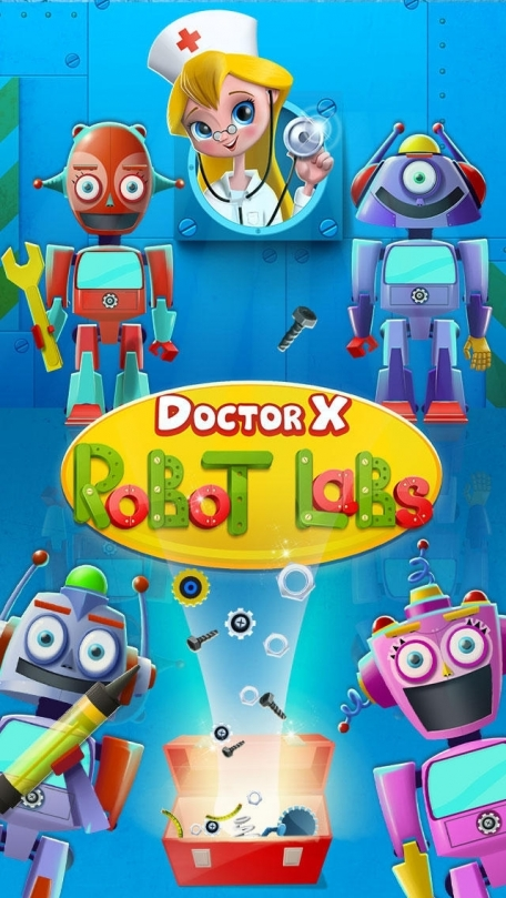Doctor X: Robot Labs