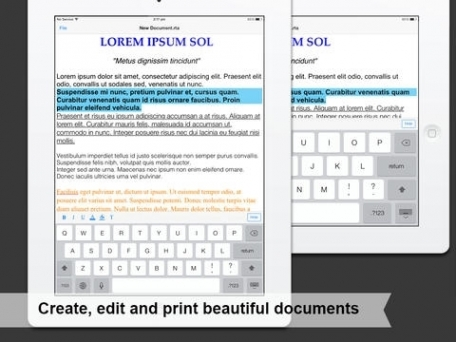 Documents Free (Mobile Office Suite)