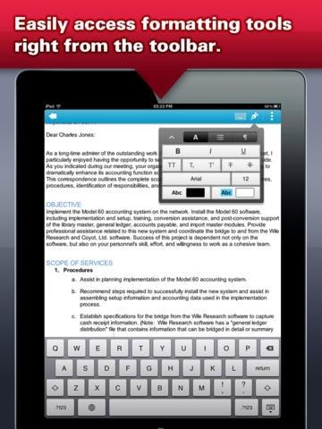Documents To Go® Premium - Office Suite