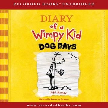Dog Days (Audiobook)