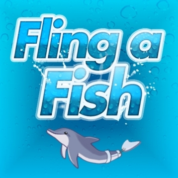 Dolphin Tale: Fling a Fish
