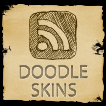 Doodle Skins for iPhone5