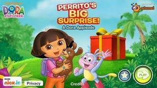 Dora Appisode: Perrito's Big Surprise