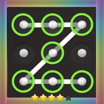 Dot Lock Game