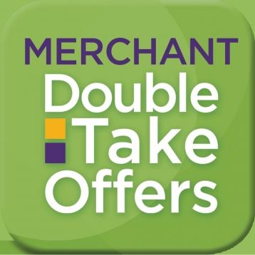 DoubleTake Offers Merchant Redemption app