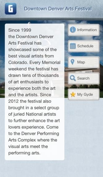 Downtown Denver Arts Festival
