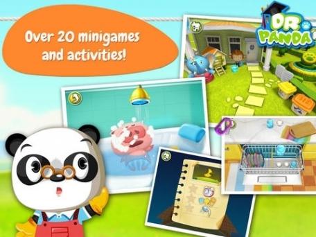 Dr. Panda's Home