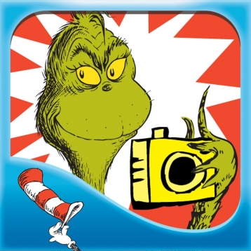 Dr. Seuss Camera - The Grinch Edition