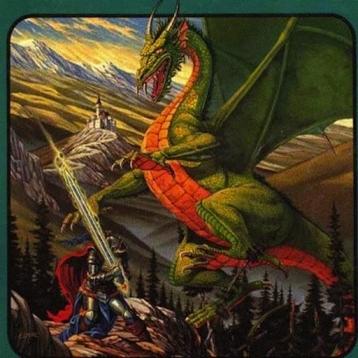Dragon Attack @