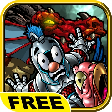 Dragon Escape: Island Battle HD, Free Game