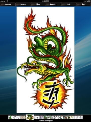 Dragon Tattoos Pro