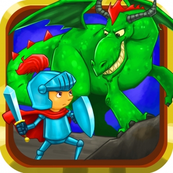 Dragons Soccer Goalie: Rush Magic HD, Free Game