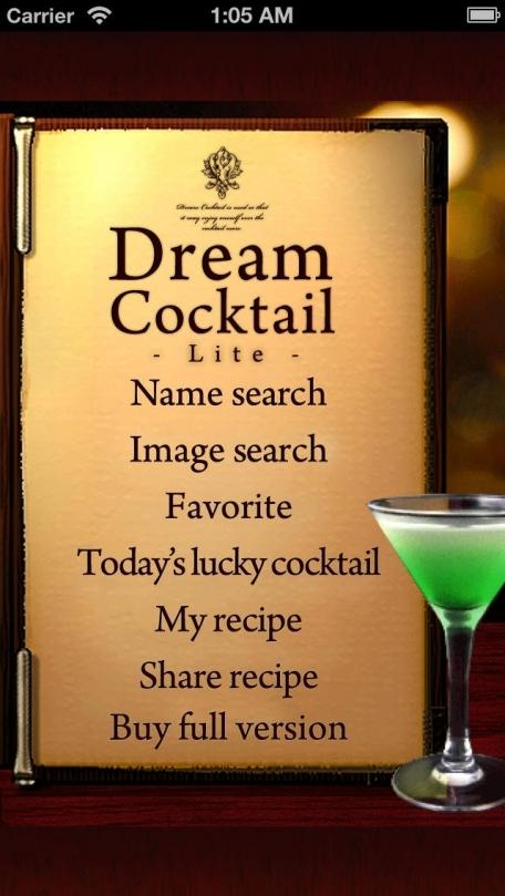 DreamCocktail Lite