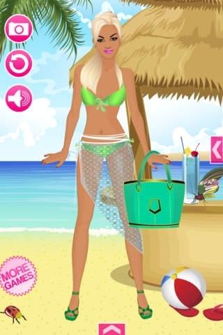 Dress-Up Beach