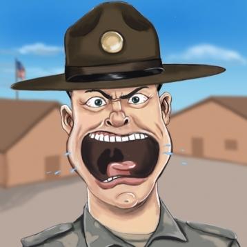 Drill Sergeant Pro
