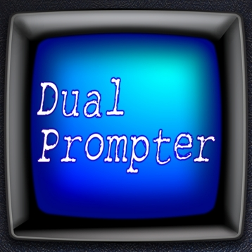 Dual Prompter The Professional Teleprompter