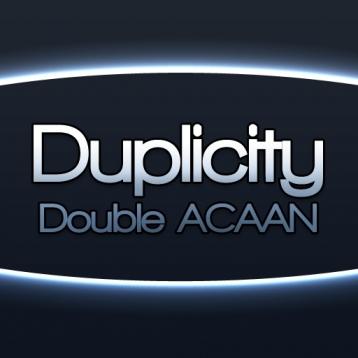 Duplicity - Double ACAAN