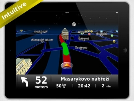 Dynavix Central Europe GPS Navigation