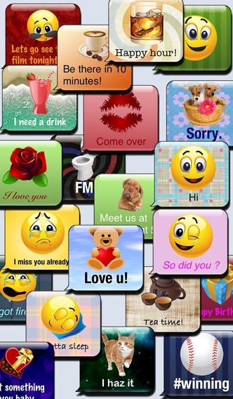 Big Emoji for Texting, Facebook & Twitter