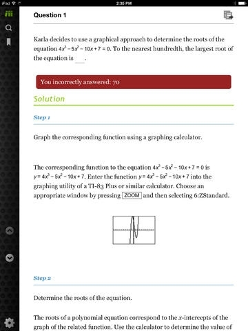 Math III (Integrated for high school) Study Guide by Top Student - Help and tutoring for Common Core.