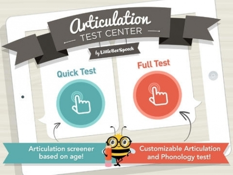 Articulation Test Center