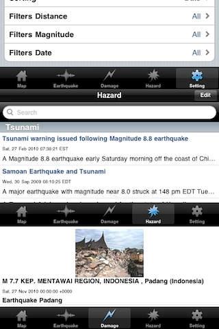 Earthquake Pro