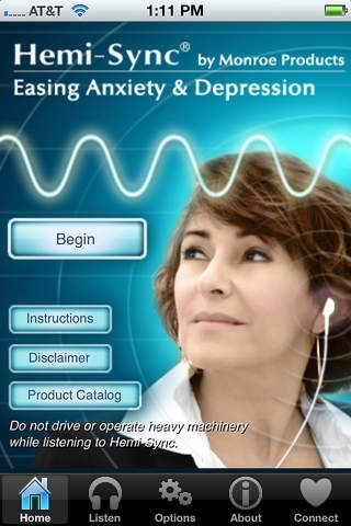 Easing Anxiety & Depression