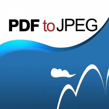 Easy Convert PDF to JPEG