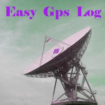 Easy Gps Log & Location Data Send by Sms/Email