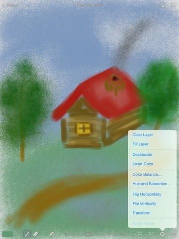 ! Easy Paint - power image editor with export to JPG,PNG,Dropbox features. Free
