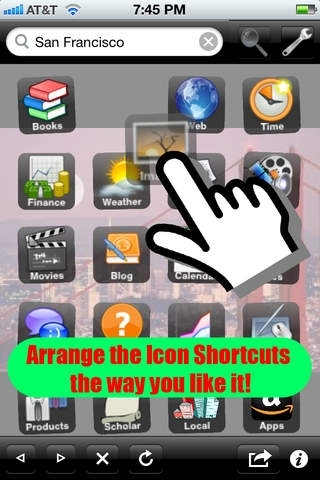 Easy Search for Google, Facebook, Twitter, Myspace, Youtube, Email, Pinterest, Amazon, Yahoo