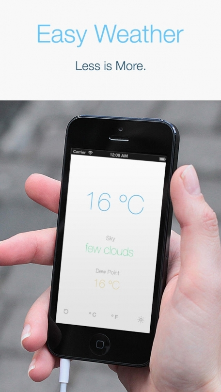 Easy Weather - Simple Current Weather Conditions