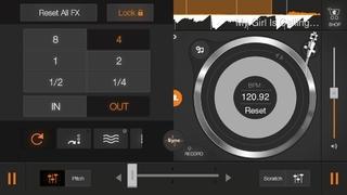 edjing DJ Mix Premium Edition - mixer console studio for iPhone