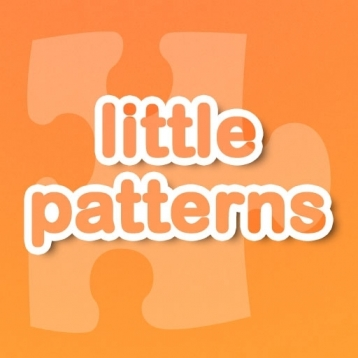 Educational Kids Game - Little Patterns Toys