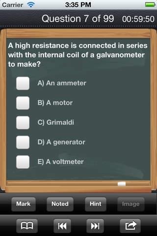 Electrician Exam