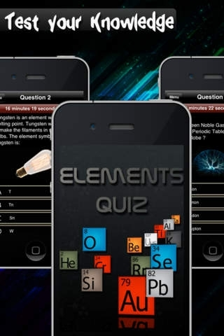 Elements quiz periodic table picture questions education app elements quiz periodic table picture questions urtaz Choice Image