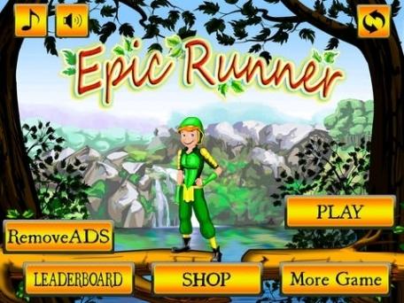 Elf Epic Runner
