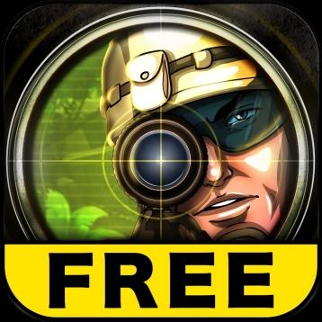 Elite Sniper Warfare: Jungle Combat, Free Game